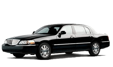 Traditiona Lincoln Towncar Sedan