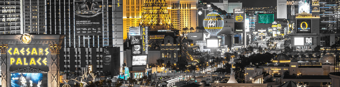 Las Vegas Strip limo Tour Header Image