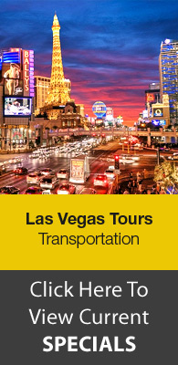 Las Vegas Tours Specials