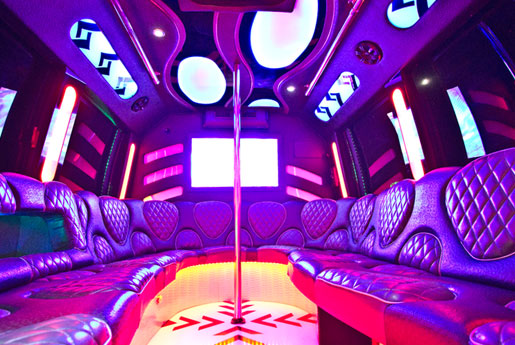 Las Vegas 30 passenger Party Bus