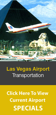 Las Vegas Airport Transportation Deals