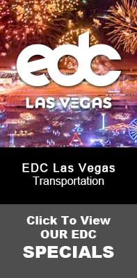 Las Vegas EDC Transportation Deals