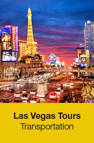 Las Vegas Tours & Transportation Specials