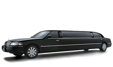 8-10 passenger traditional limousine featured