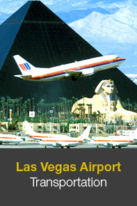 Las Vegas Airport Specials