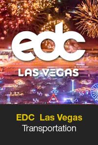 EDC 2017 Las Vegas Transportation Specials